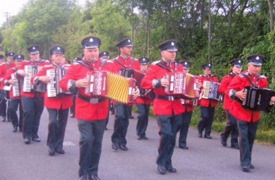Baillies Mills Accordion Band