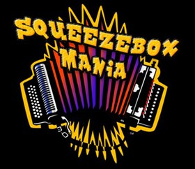 Squeezebox Mania logo