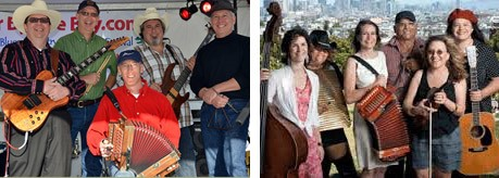 Creole Belles and San Diego Cajun Playboys