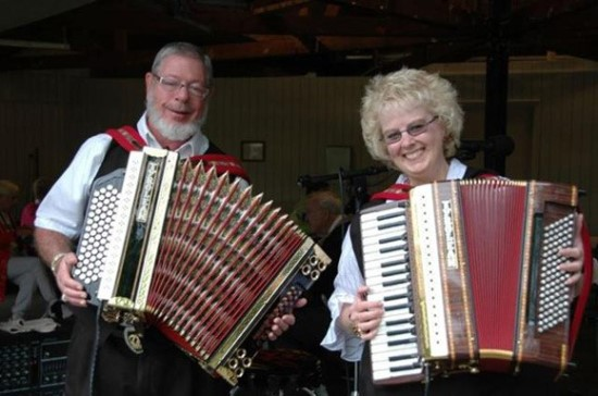 Ken and Mary Turbo accordion express