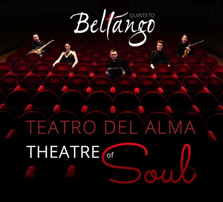 Beltango Theatre of Soul CD cover