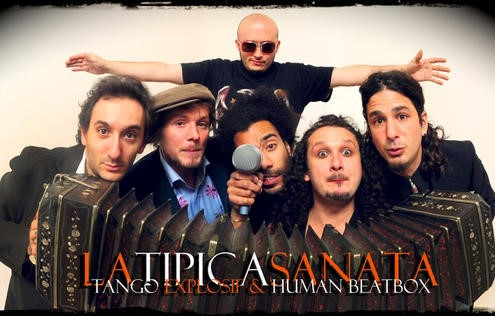La Tipica Sanata and Human Beatbox