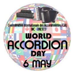 World Accordion Day - 6 May