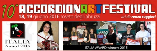Accordion Art Festival 2016