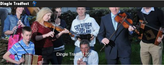 Dingle Tradfest - Ireland