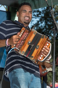 Terry & the Zydeco Bad Boys