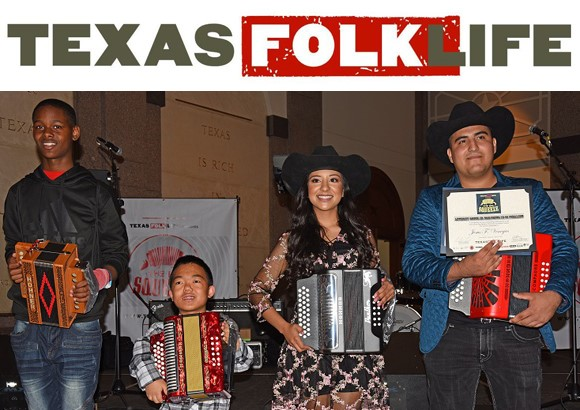 Texas Folklife Big Squeeze Winners