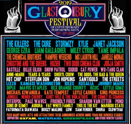 Glastonbury Festival - UK