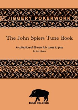 NEW TUNE BOOK by John Spiers