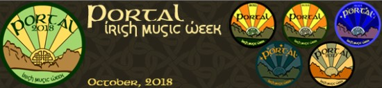 2018 Portal Irish Music Week (PIMW) - Ireland