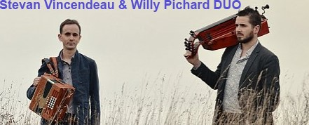 Stevan Vincendeau & Willy Pichard DUO