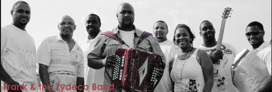 Keith Frank & the Zydeco Band