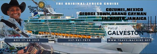 The Original Zydeco Cruise - USA
