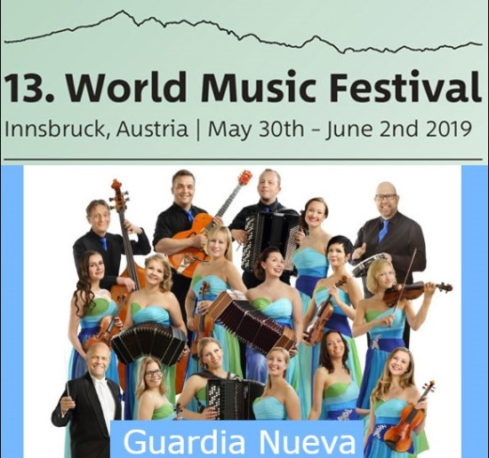 13th World Music Festival, Innsbruck – Austria