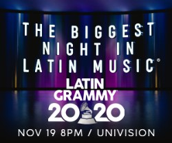 21st Annual Latin GRAMMY Awards