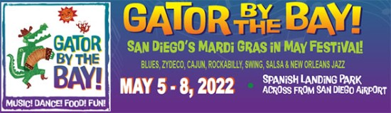 Gator by the Bay Festival 2022