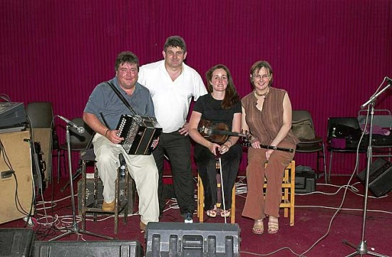 Johnny Reidy Ceili Band