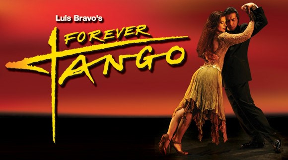 Forever Tango Poster